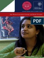 HINDU Studies Oxford University