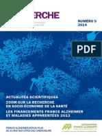 Avis de Recherche 2013