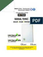 Manual Mkdens