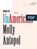 'The Quietest Man' From Molly Antopol's short story collection 'The UnAmericans'