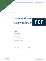 Eviews 7.0 Manual