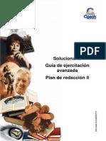 Solucionario Plan de Redacci%F3n II Full Entrenam _OK
