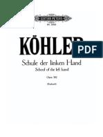 Kohler - School of the Left Hand