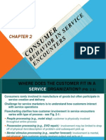 2. Consumer Behavior in Service Encounters