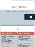 Present Tense ppt