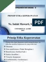 Prinsip Etika Kep