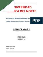 Informe Reto de Configuración Ripv1