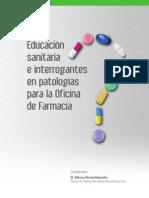 Libro Patologias Oficina Farmacia
