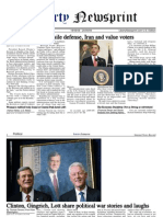 Libertynewsprint 9-19-09 Edition