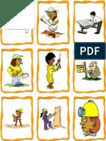 Jobs Small Flashcards