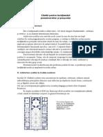Cladiri pentru invatamant preuniversitar si prescolar