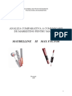 Www.aseonline.romaybelline vs. Max Factor