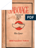 Gurley Flynn - Sabotage