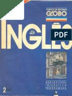Curso de Idiomas Globo - Ingles Familia Lovat - Livro 02