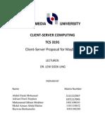 Client Server(Maybank)