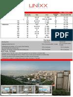 UNIXX Fact Sheet - 1 Mar 2013