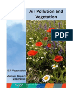 ICP Vegetation Annual Report 2012_2013