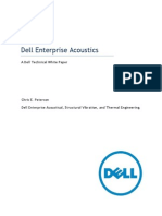 Acoustical Education Dell Enterprise White Paper
