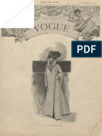 Vogue #406 - Year 1900