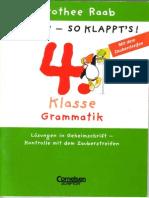 Grammatik Deutsch 4 Klasse Dorothee Raab Cornelsen Mit Losungen Farbig.pdf