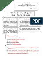 1.2 - A notícia - Ficha de Trabalho (1) - Soluções
