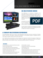 1742_SM-HDMV-PLUS HDMI Quad Screen Multiviewer Data Sheet