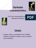 dystopia notes