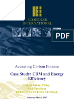 Case Studies Energy Efficiency Landfill Gas