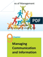 Principles of Management Ch 9