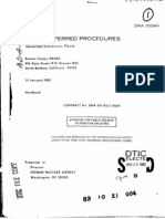 ADA134722, Tree Preferred Procedures
