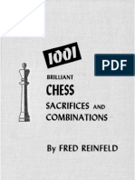 Fred Reinfeld - 1001 Brilliant Chess Sacrifices and Combinations