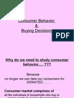 Ppt2 Consumer Behavior..