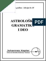Astroloska Gramatika- 1. Deo