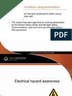 ElectricalHazardAwareness