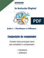 Aula 1 - Hardware e Software