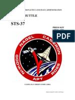 NASA Space Shuttle STS-37 Press Kit