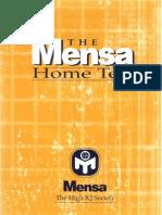 (Job) ( English E-Book) Mensa Test