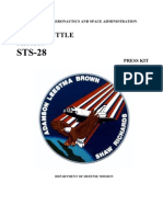 NASA Space Shuttle STS-28 Press Kit