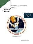 NASA Space Shuttle STS-8 Press Kit