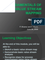 Value Stream Mapping Fundamentals