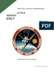 NASA Space Shuttle STS-7 Press Kit