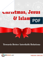 Christmas Jesus and Islam