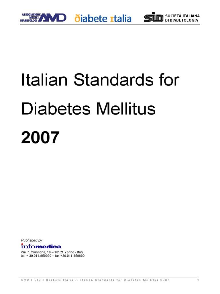 gruppi alimentari dietetici dissociati per diabetici