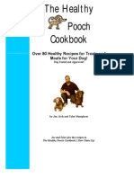 Healthy Pooch Cookbook