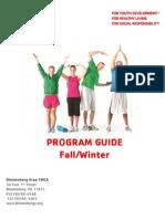 Fall/ Winter Program Guide
