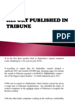 REPORT PUBLISHED IN TRIBUNE.pptx