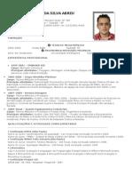 Curriculum Rodrigo Mendes Taubate