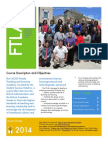 FTLA 2014 Syllabus