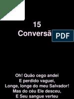15 - Conversão