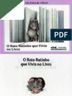 Um Ratinho Que Vivia Dentro de Um Livro